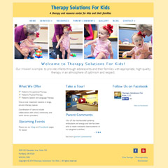Therapy Solutions For Kids